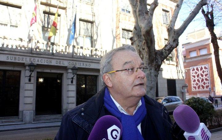 """De las Heras: """"Mientras Page olvida a Guadalajara, el Gobierno de Rajoy cumple e invierte en la provincia"""""""