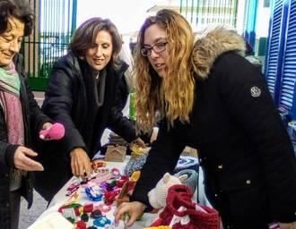 Yolanda Ramírez elogia la labor y el esfuerzo de los emprendedores que invierten en el municipio de El Casar
