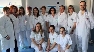 Profesionales de Enfermería del Hospital de Albacete premiadas por Buenas Prácticas sobre el Ictus