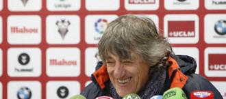 """Enrique Martín: """"Creo mucho en los que están en el Alba"""""""