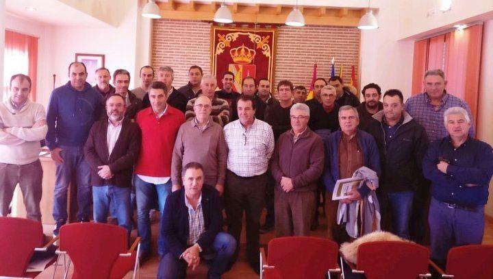 Constituida la Asociación de productores de espárrago de Guadalajara