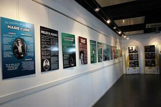 La Sala de Exposiciones de Valdeluz homenajea a las mujeres pioneras que abrieron camino en la ciencia