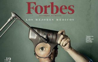 No se pierda lo que ha preparado la revista Forbes : Éstos son los 50 mejores médicos de España