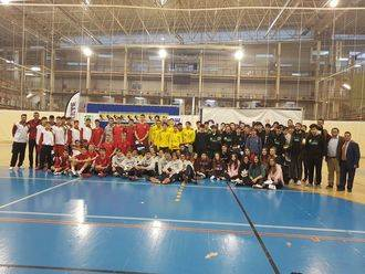 Fuenlabrada y Escolapias se imponen en el Torneo de Navidad del CD Salesianos Guadalajara