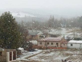 Seguirán las heladas y las temperaturas bajo cero este martes en Guadalajara