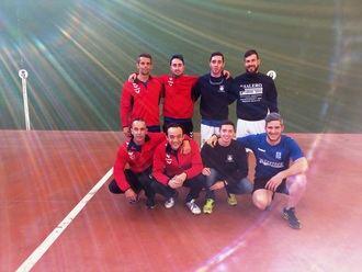 Se ha disputado este fin de semana la duodécima jornada de la Liga Provincial de Frontenis de Guadalajara