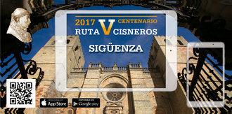 'Ruta V Centenario Cisneros', app finalista entre las mejores de turismo cultural en FITUR