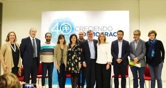 """Ana Guarinos: """"Para el PP es muy importante la formación de nuestros jóvenes porque de ella depende el futuro de un país"""""""