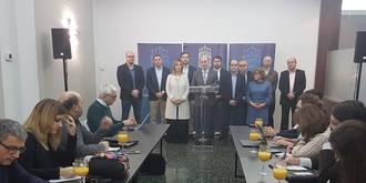 Después de 6 años de gobierno del PP, Latre y Guarinos consiguen situar la deuda de la Diputación Provincial de Guadalajara