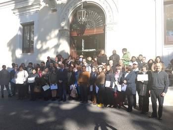 Diputación clausura una nueva edición de Dipuemplea Plus que ha permitido formar a 135 personas de la provincia