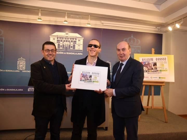 El cupón de la ONCE del próximo 7 de enero de 2018 estará dedicado a la localidad de Hita