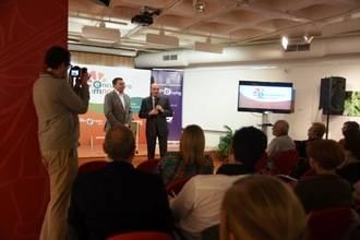 Más de 100 personas asisten al encuentro de emprendedores organizado por la Diputación