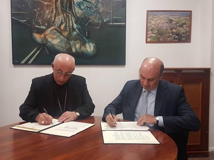 Diputación contribuye a la conservación del patrimonio histórico y cultural con la ayuda a la restauración de iglesias