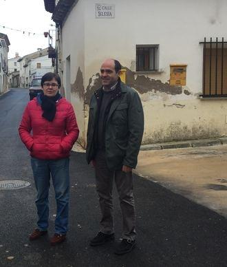 La Diputación destina más de 130.000 euros para pavimentación en Pastrana, Millana y Escariche