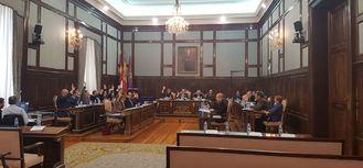 Diputación aprueba una propuesta a favor de la Prisión Permanente Revisable con el voto en contra del PSOE y Ahora Guadalajara