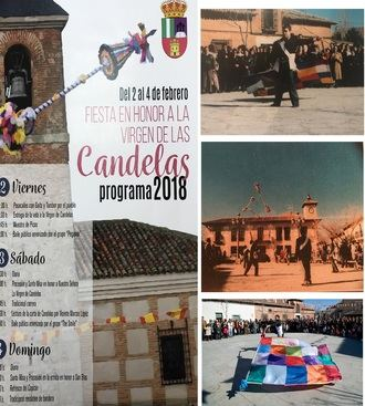 Este fin de semana, Fiesta de Interés Turístico Provincial en El Casar con 'Las Candelas'