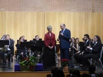 Gran Concierto de Navidad de la Banda de Música de la Diputación