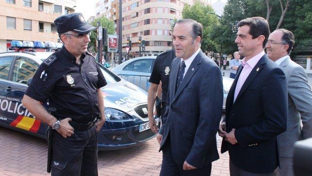 """Gregorio lo deja bien claro : """"No hay nada que temer"""" por el ATC en Villar de Cañas"""