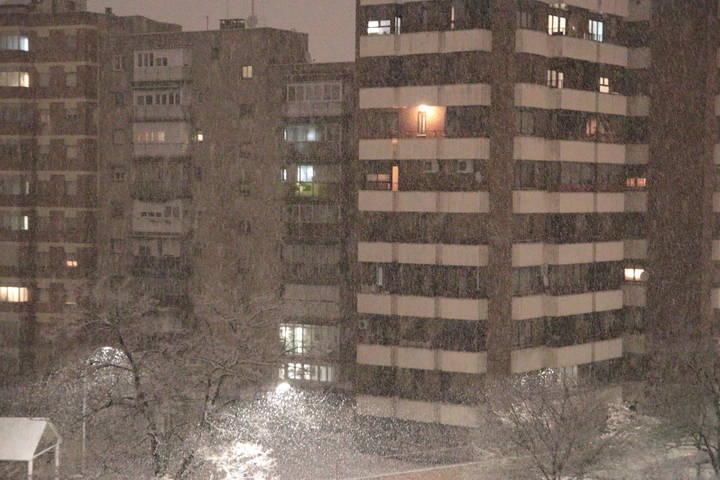 Guadalajara sigue este domingo en alerta naranja por el temporal de nieve con -2ºC de mínima y 3ºC de máxima