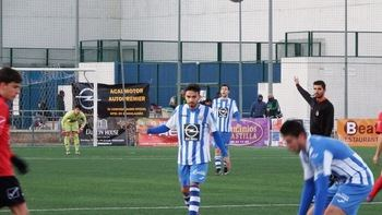 El Hogar Alcarreño Acai Motor doblegó al Mocejón con un hat-trick de Pradillos, 3-0