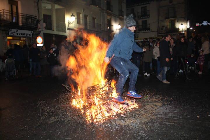 Las Hogueras de la Purísima de Horche volverán a iluminar la noche alcarreña el jueves 7 de diciembre