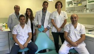 Cirujanos del Hospital de Albacete logran hacer una reconstrucción maxilar completa utilizando 3D