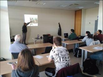 El CMI Eduardo Guitián acoge los talleres de HoneySec