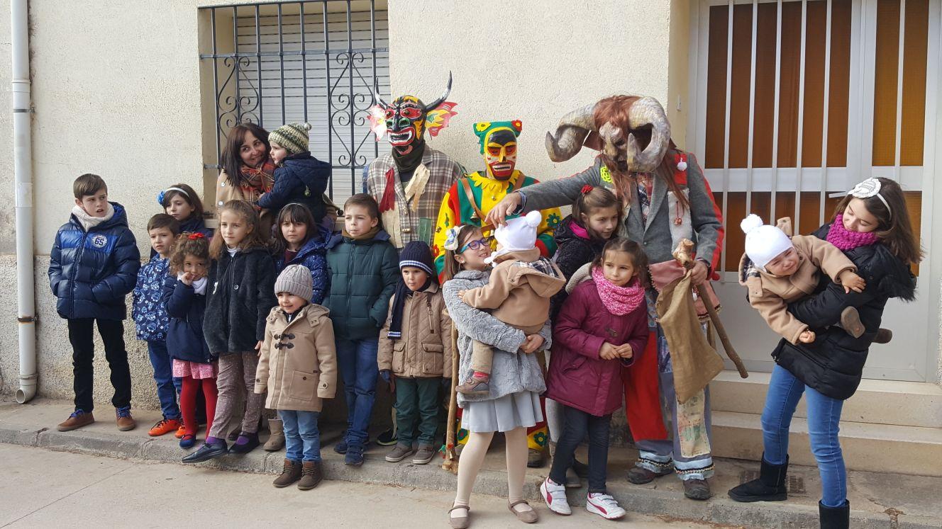 Calles Constituida La Asociaci N De Productores De Esp Rrago De  # Muebles Hijos De Rafael Bandera Vivar