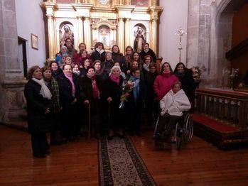 Aranzueque cumplió con las tradiciones de Santa Águeda