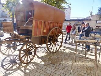Illana lleva a cabo un programa de embellecimiento de lugares públicos del pueblo