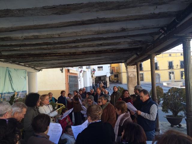 Navidad musical en Pareja