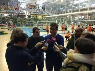 La Copa de España de Voleibol ya ha generado 56 contrataciones y más de 10.000 pernoctaciones