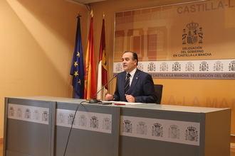 """Gregorio: """"La Delegación del Gobierno en Castilla-La Mancha, la mejor valorada de España por los ciudadanos"""""""