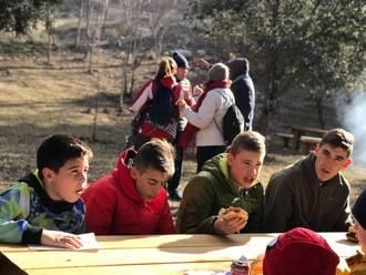 Bingo solidario, talleres infantiles y ruta senderista, en la Navidad fuentenovillera