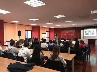 El CEEI Guadalajara forma a 180 alumnos de Secundaria en emprendimiento e innovación