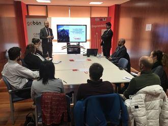 Emprendedores de Guadalajara aprenden cómo conseguir financiación bancaria