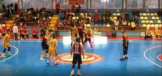 El Isover Basket Azuqueca tuvo que tirar de garra para ganar el partido en la prórroga