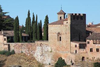 Ampliada en 10 años la cesión de uso de la Iglesia de Santiago de Sigüenza para que llegue el 1,5% Cultural