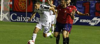 Jose Fran deja de pertenecer al Albacete Balompié