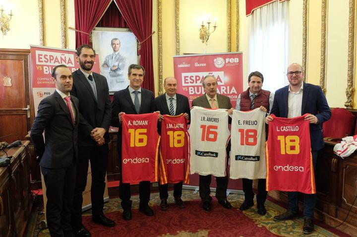 Guadalajara volverá a vibrar con la selección española de Baloncesto femenino el 13 de febrero