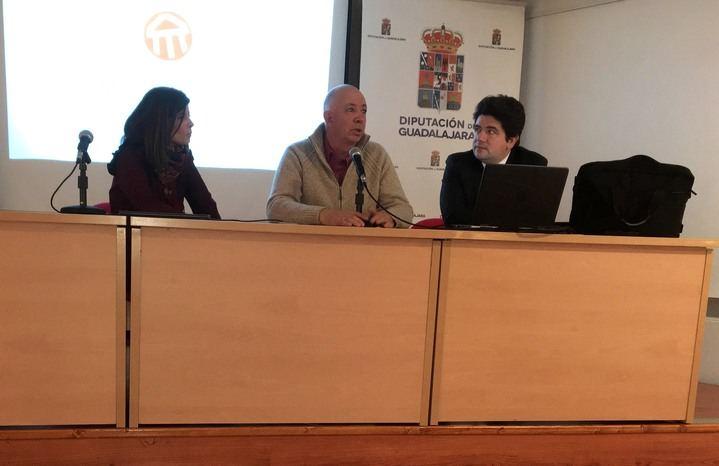 La Diputación de Guadalajara celebra con éxito una jornada sobre administración electrónica para ayuntamientos