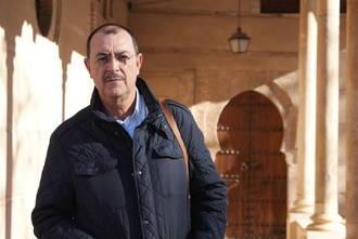 José Antonio Santano, ganador del premio de poesía