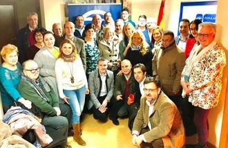 El Partido Popular de Azuqueca renueva su Junta Local, que compagina la experiencia con la incorporación de los jóvenes