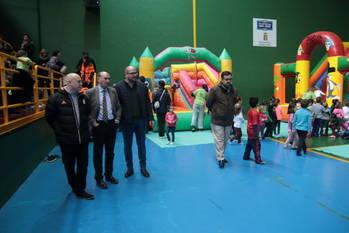 El presidente de la Diputación destaca la gran acogida del Naviguad un año más durante las vacaciones escolares