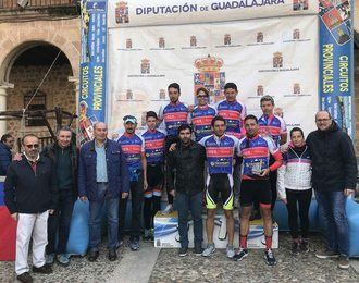 El próximo viernes se entregan los premios del VI Circuito MTB Diputación de Guadalajara