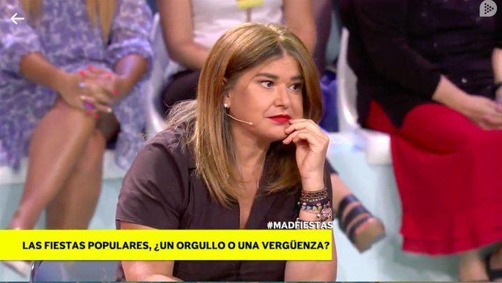 Telecinco condenada a pagar 50.000 euros a Lucía Etxebarría