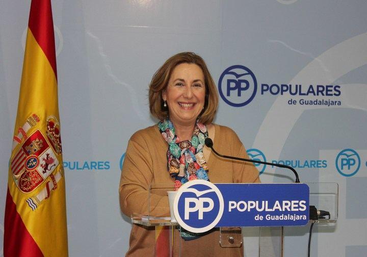 """Valmaña: """"Si Page y Podemos no pusieran tantos palos en la rueda habría más empleo en Castilla-La Mancha y Guadalajara"""""""