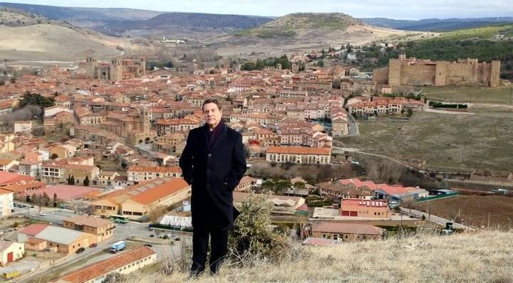 El presidente de Castilla La Mancha García Page elige Sigüenza para el tradicional Mensaje de Año Nuevo