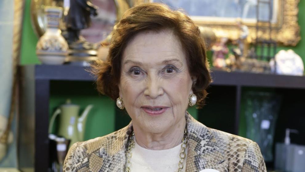 Muere de cáncer la hija de Fanco a los 91 años de edad
