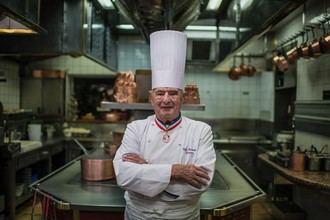 La gastronomía francesa está de luto, muere a los 91 años el chef francés Paul Bocuse